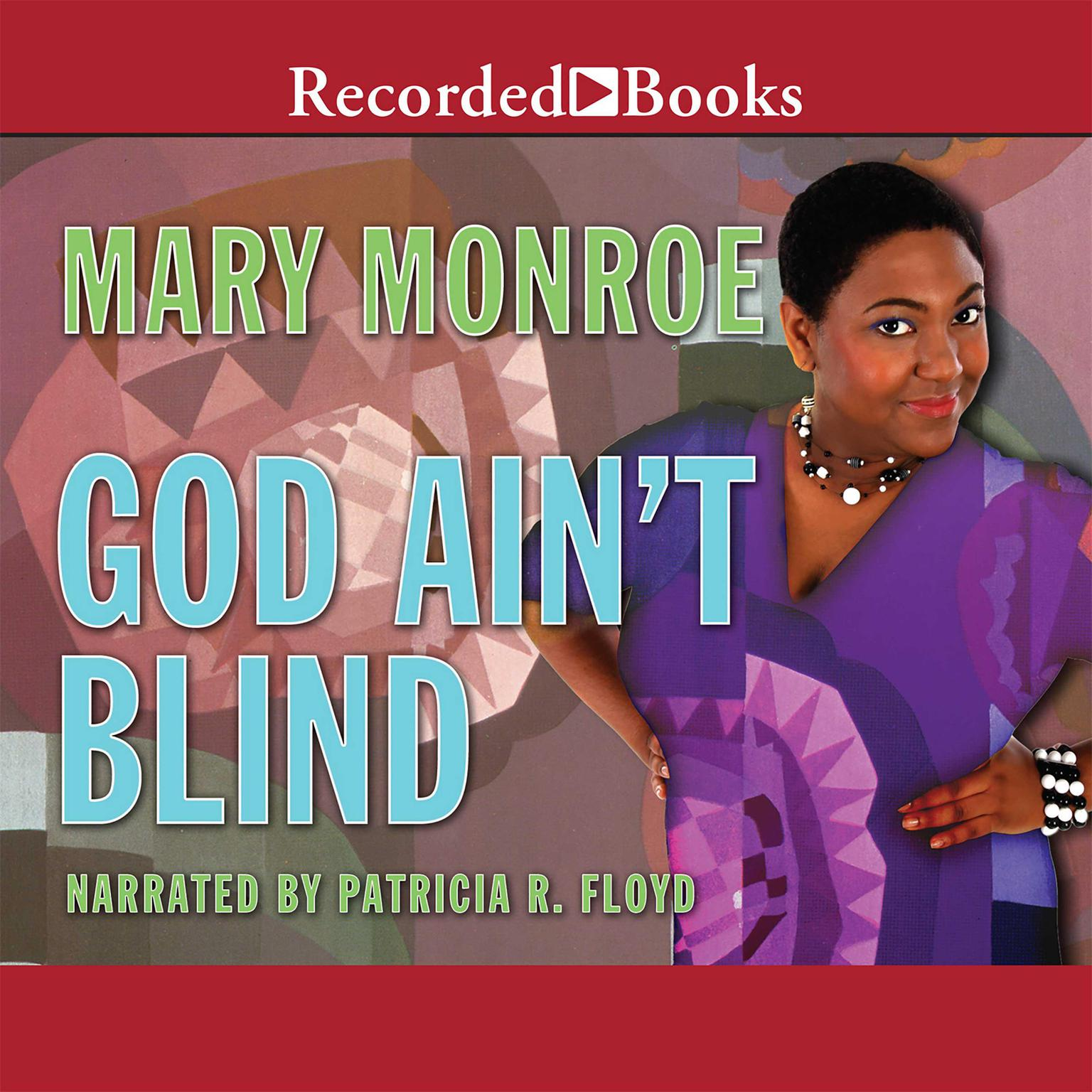 Printable God Ain't Blind Audiobook Cover Art