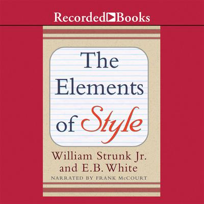 The Elements of Style: 4th Edition Audiobook, by