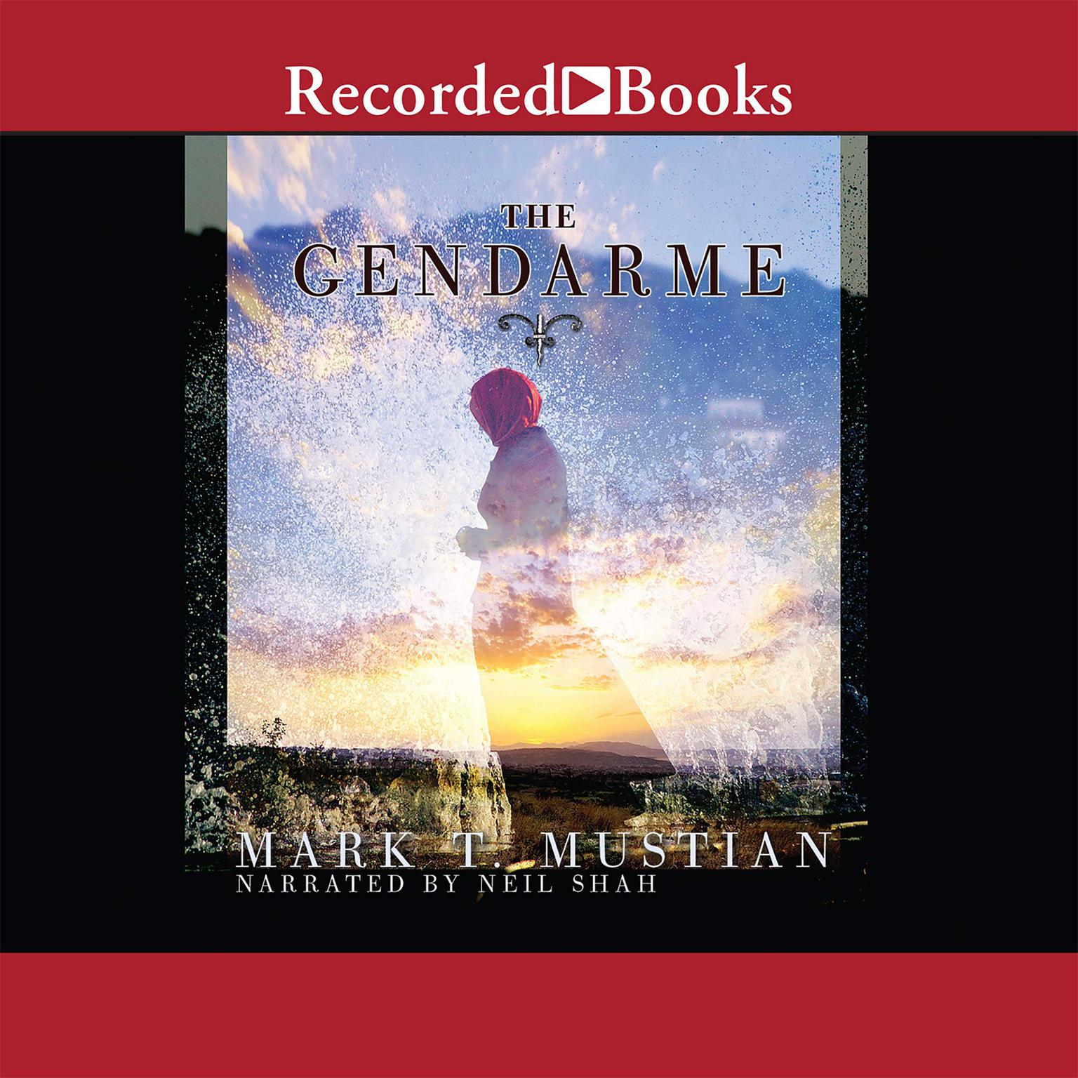 Printable The Gendarme Audiobook Cover Art