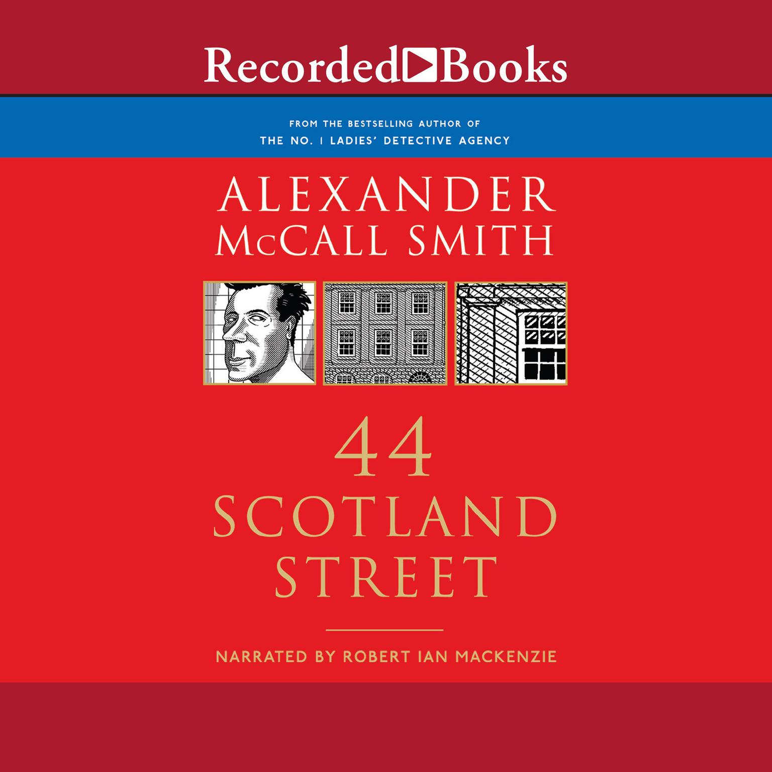 Printable 44 Scotland Street Audiobook Cover Art