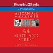 44 Scotland Street, by Alexander McCall Smith