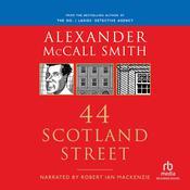 44 Scotland Street, by Alexander McCall Smit