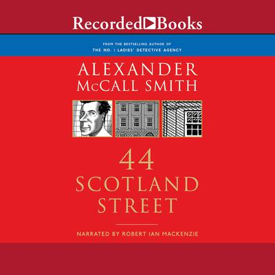 44 Scotland Street Audiobook, by