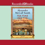 Tea Time for the Traditionally Built Audiobook, by Alexander McCall Smith