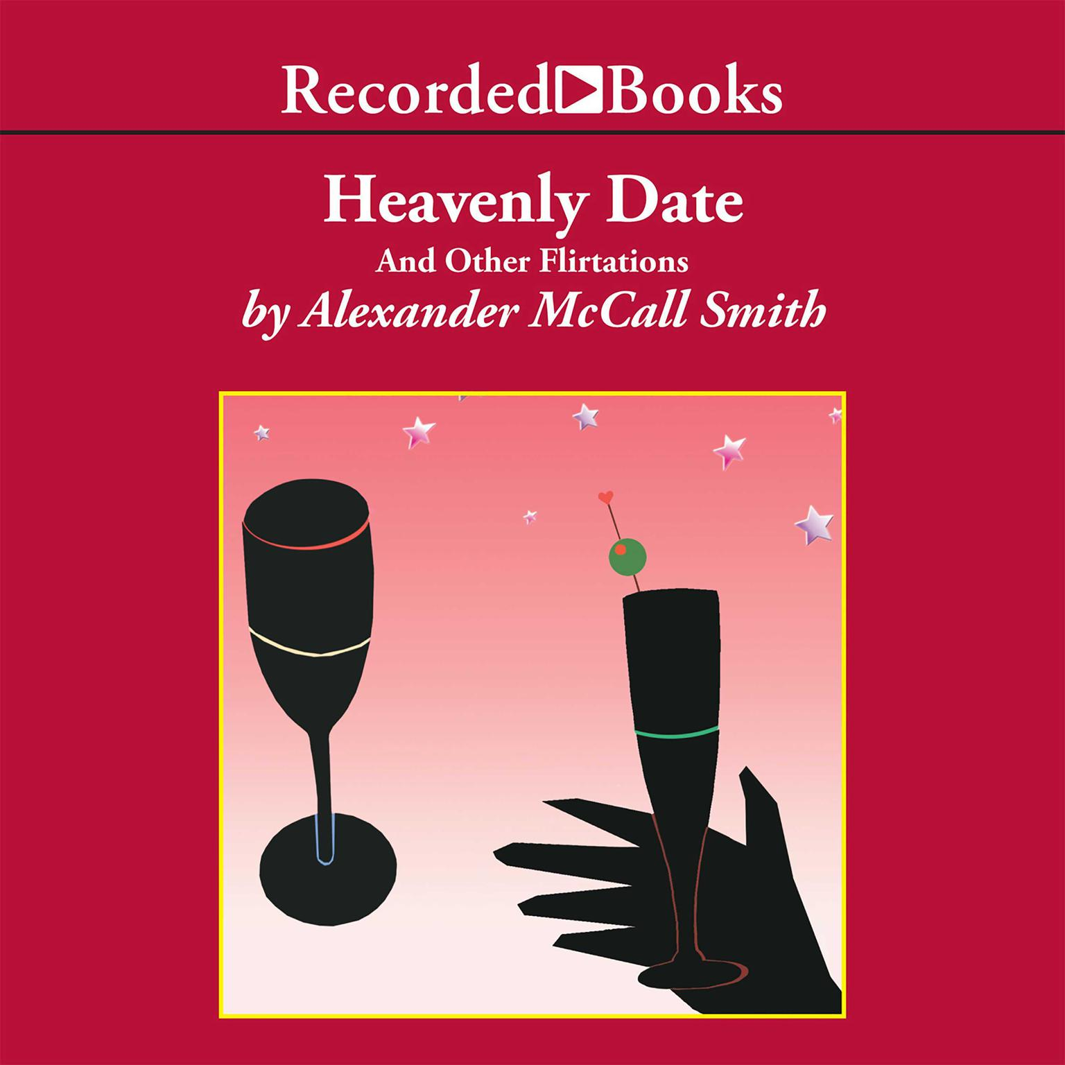 Printable Heavenly Date: And Other Flirtations Audiobook Cover Art