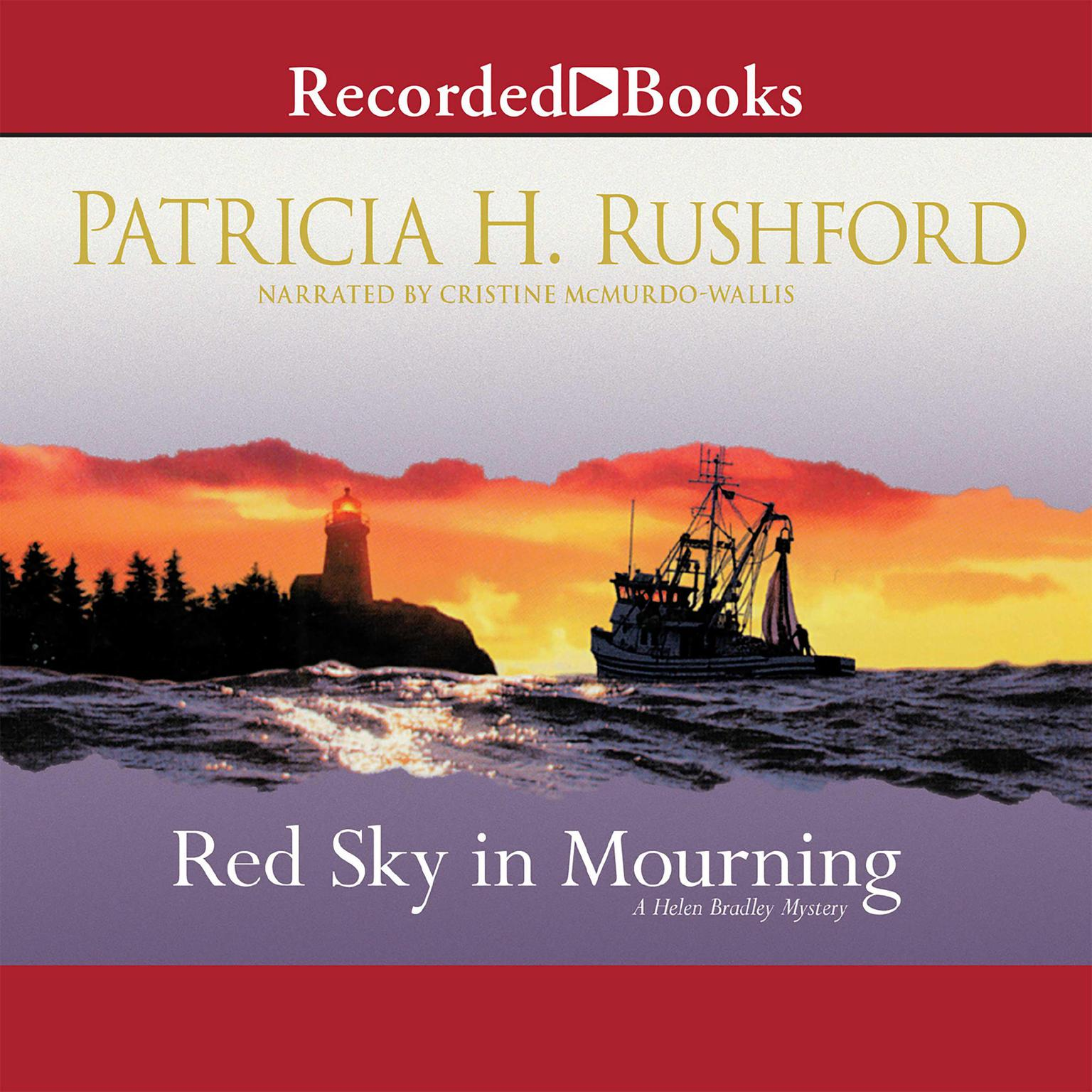 Printable Red Sky in Mourning Audiobook Cover Art