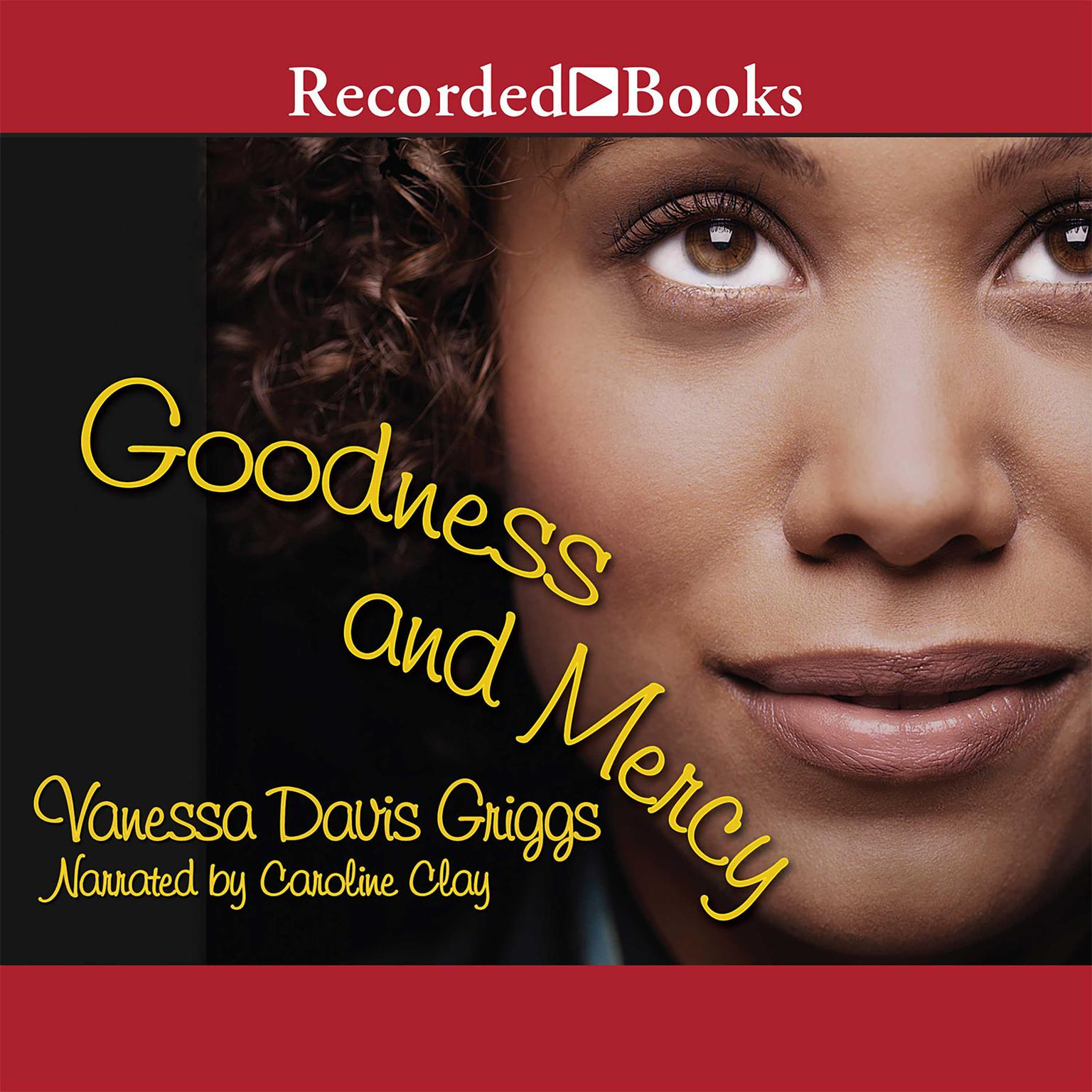 Printable Goodness and Mercy Audiobook Cover Art