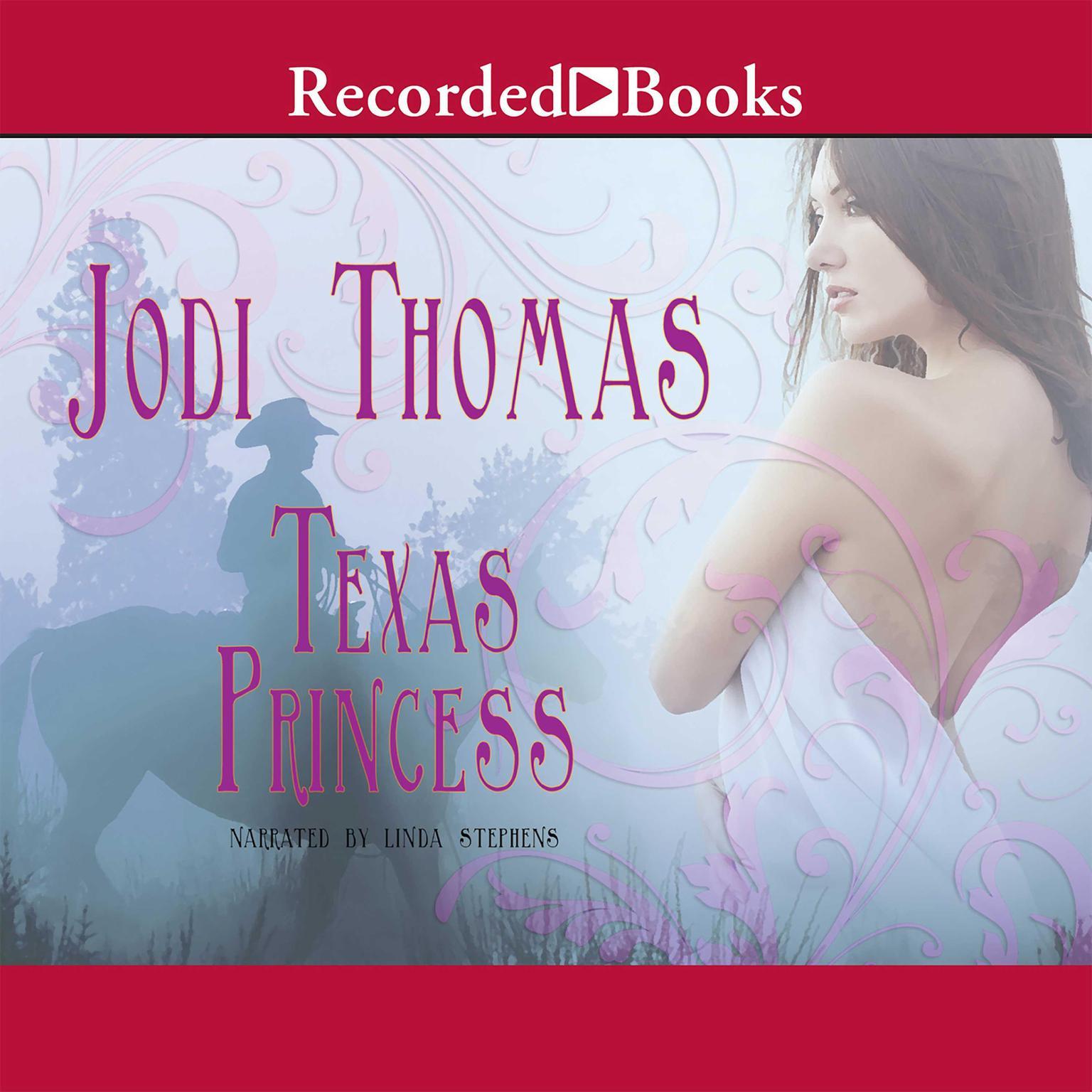 Printable Texas Princess Audiobook Cover Art