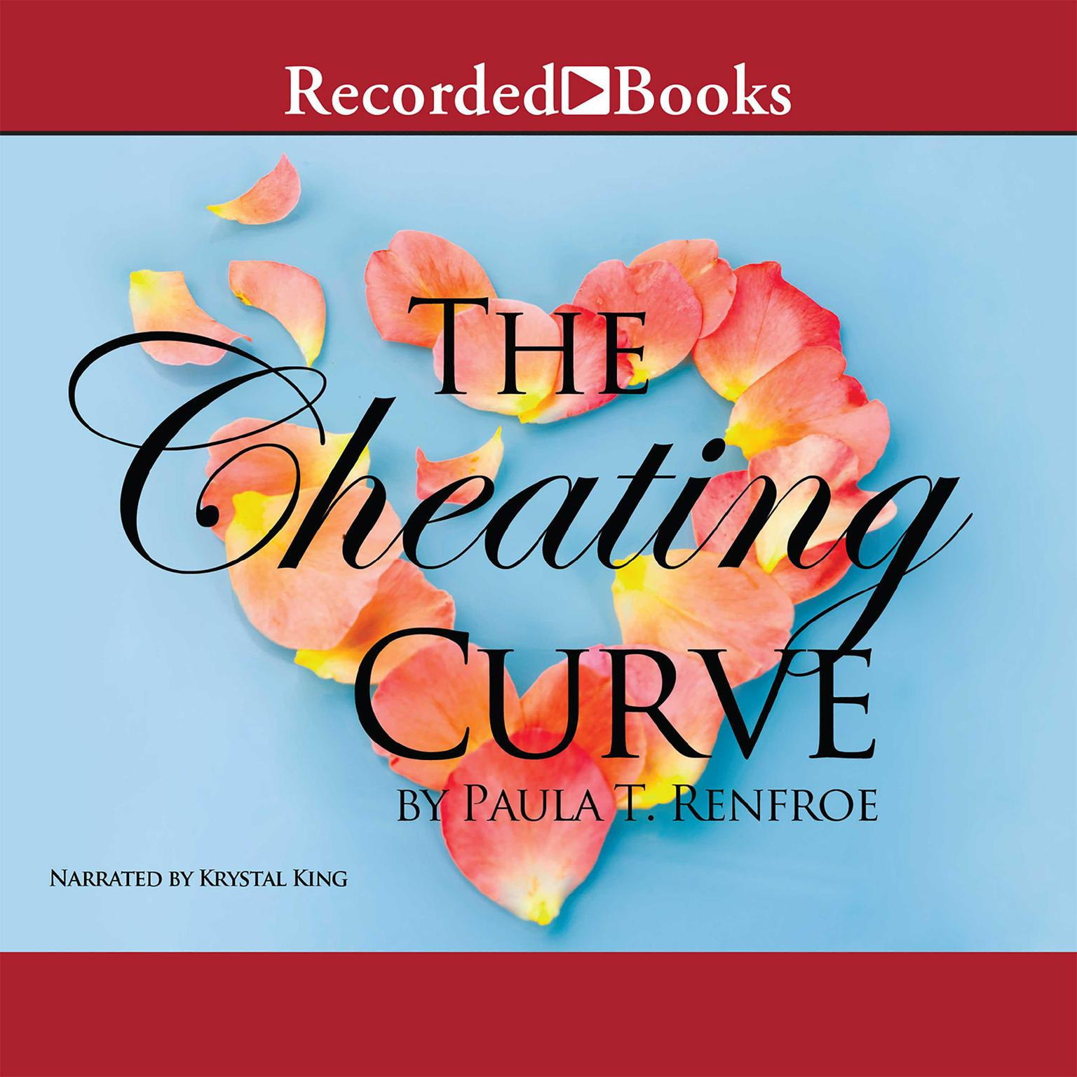 Printable The Cheating Curve Audiobook Cover Art