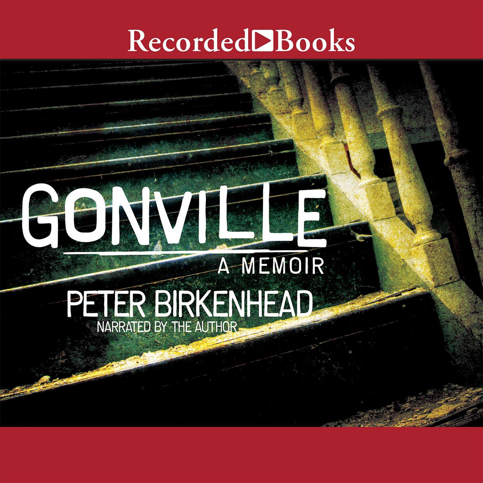 Printable Gonville: A Memoir Audiobook Cover Art