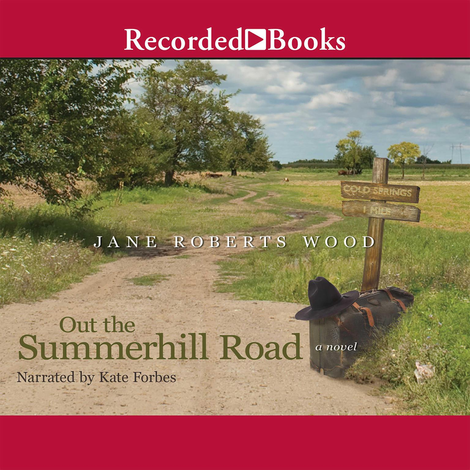 Printable Out the Summerhill Road Audiobook Cover Art