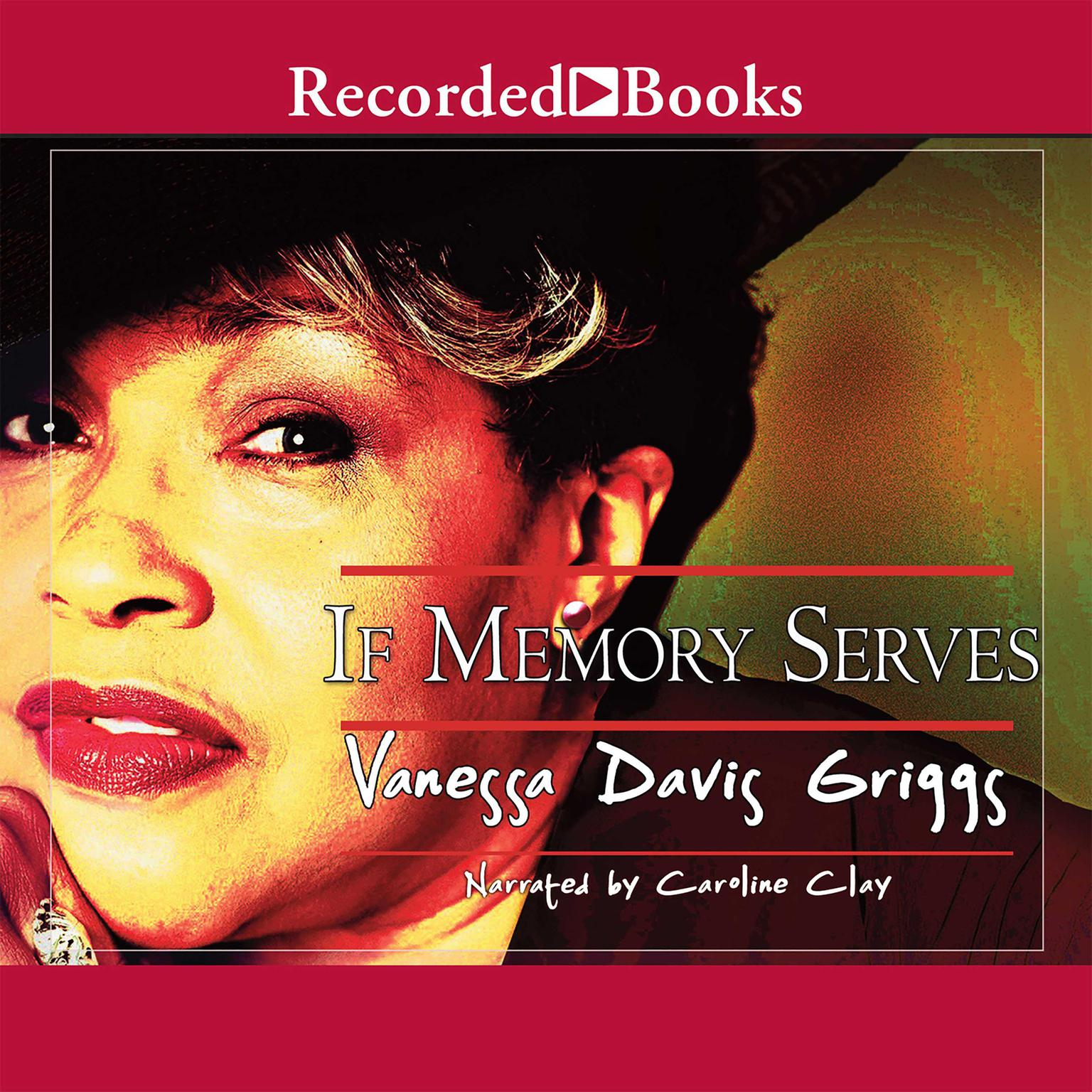 Printable If Memory Serves Audiobook Cover Art