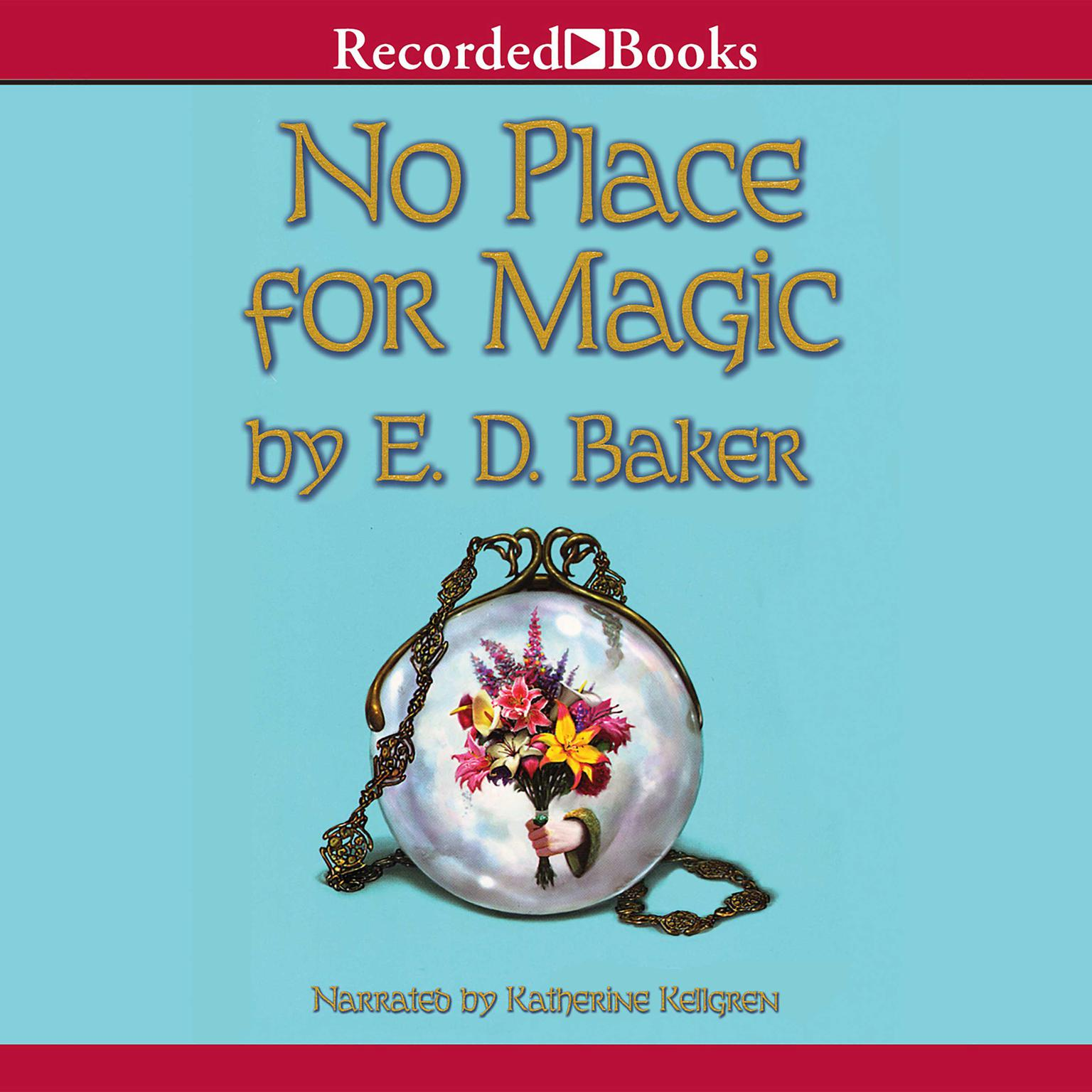 Printable No Place for Magic Audiobook Cover Art