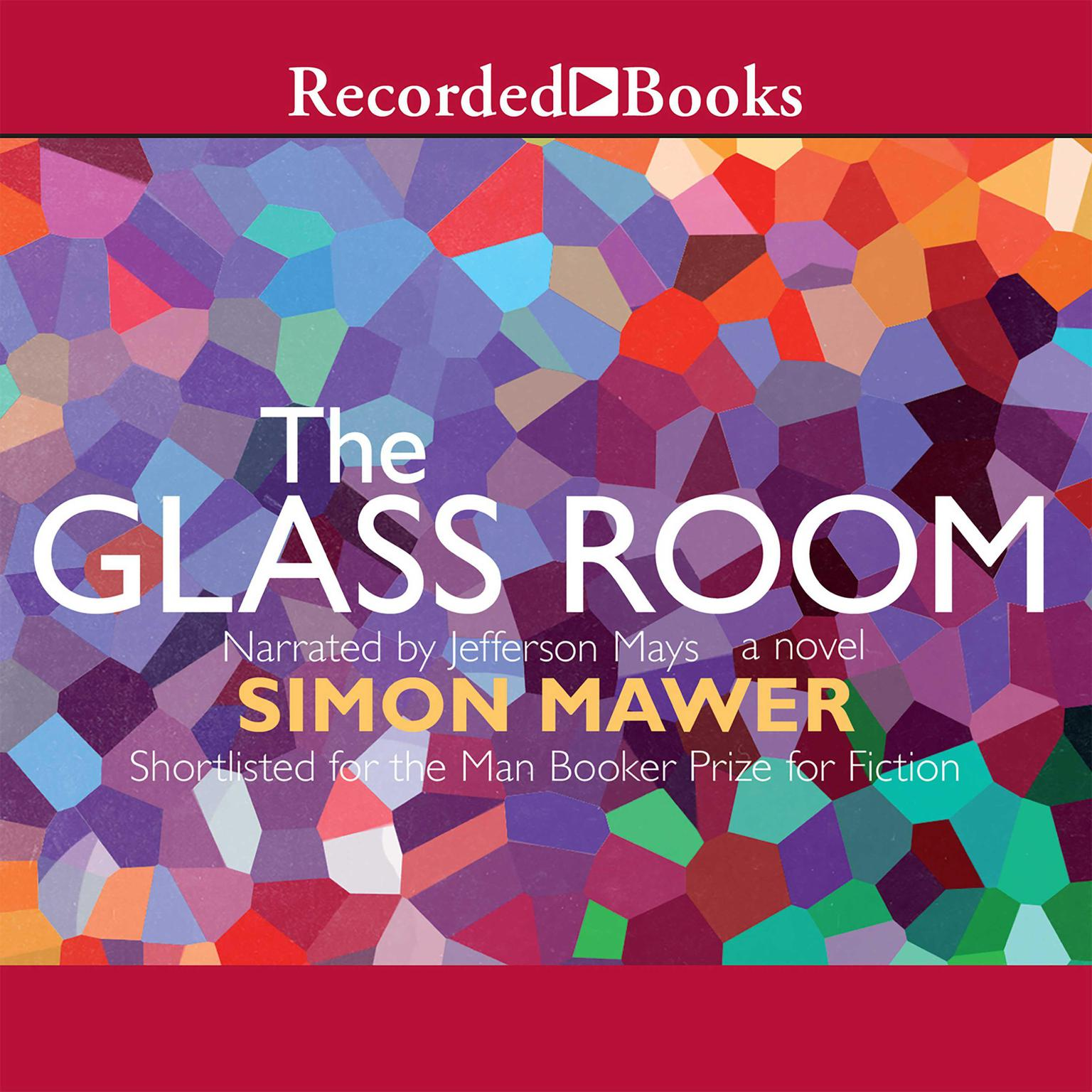 Printable The Glass Room Audiobook Cover Art