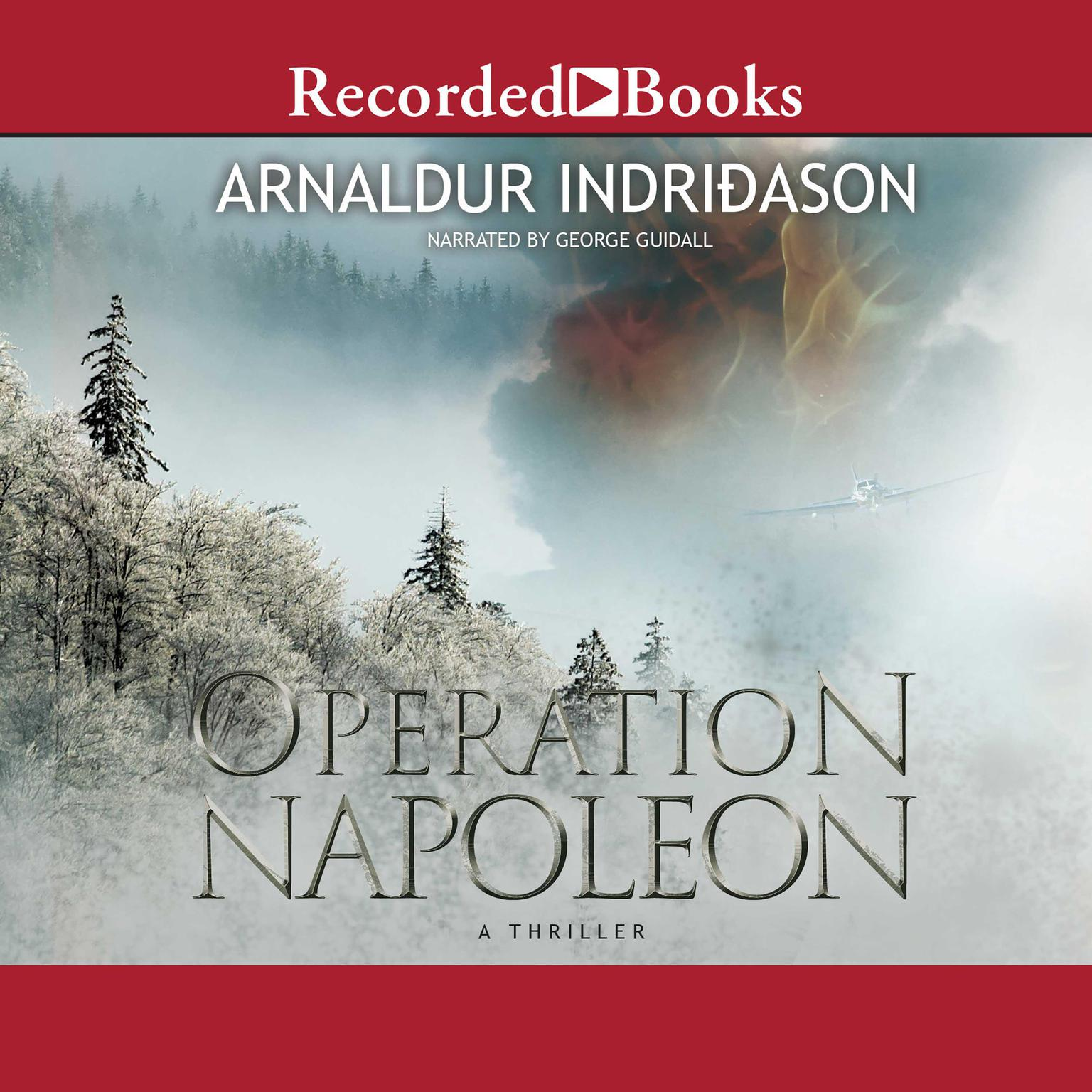 Printable Operation Napoleon Audiobook Cover Art