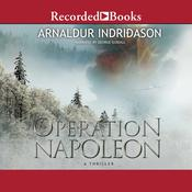 Operation Napoleon Audiobook, by Arnaldur Indriðason
