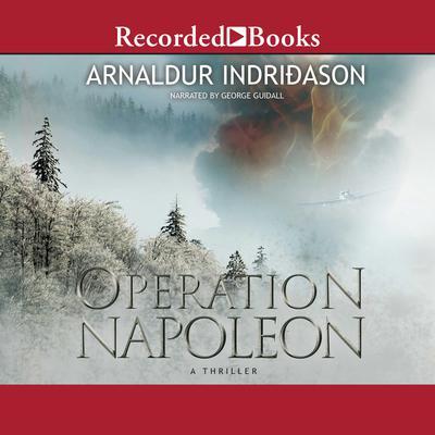 Operation Napoleon Audiobook, by Arnaldur Indriðason
