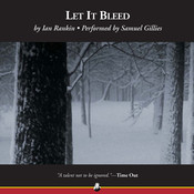 Let It Bleed Audiobook, by Ian Rankin