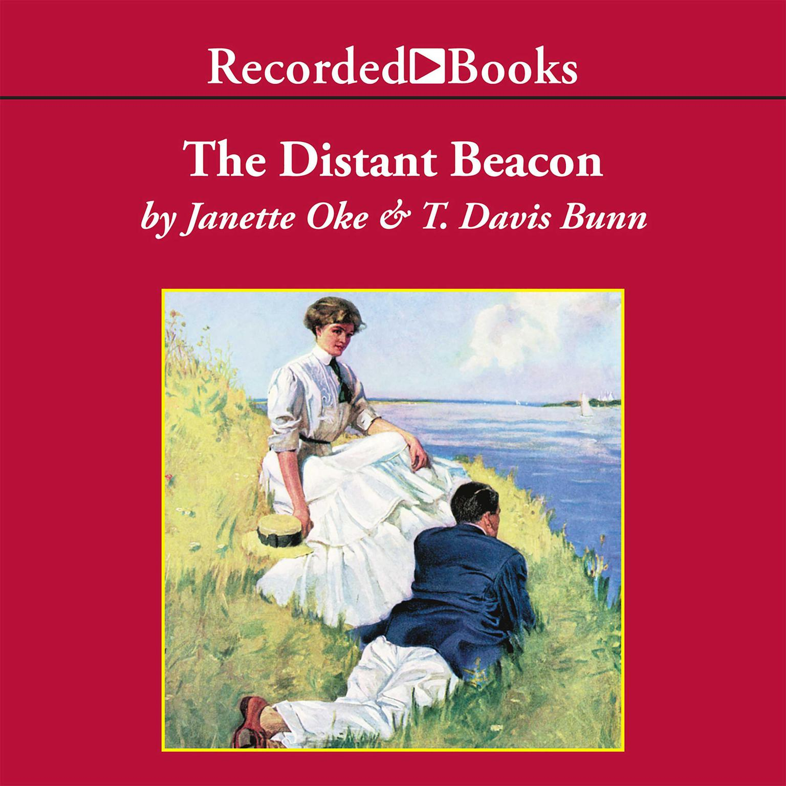 Printable The Distant Beacon Audiobook Cover Art