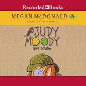 Judy Moody, Girl Detective Audiobook, by Megan McDonald