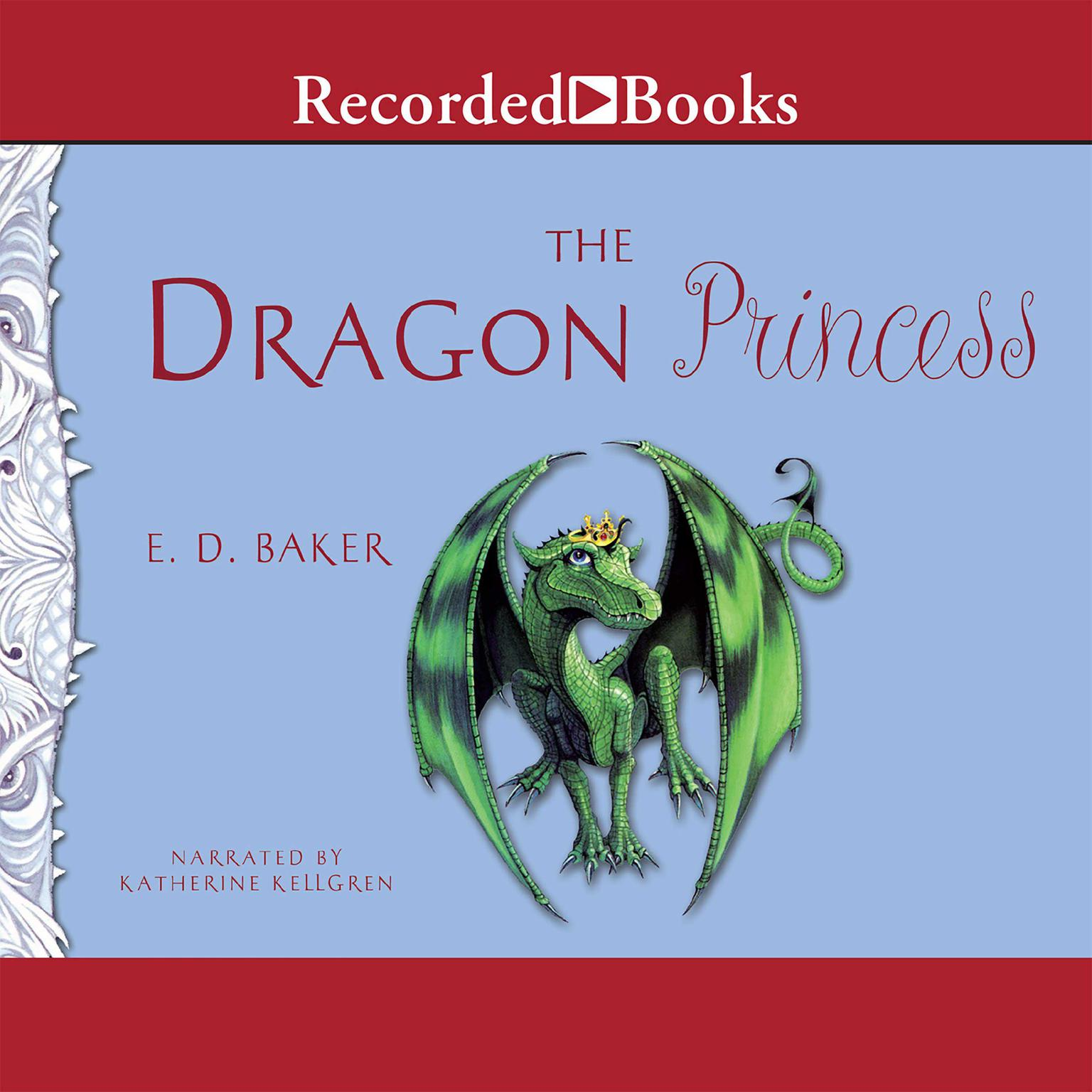 Printable The Dragon Princess Audiobook Cover Art