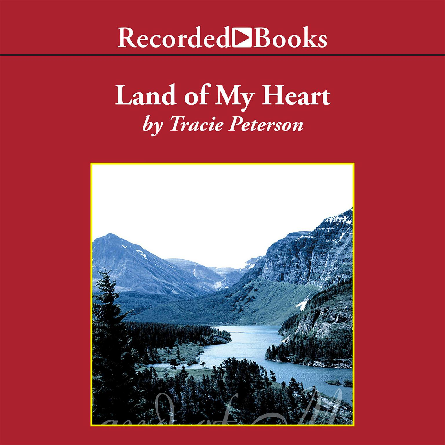 Printable Land of My Heart Audiobook Cover Art