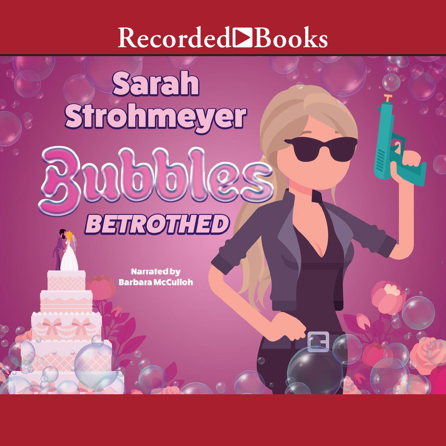 Printable Bubbles Betrothed Audiobook Cover Art