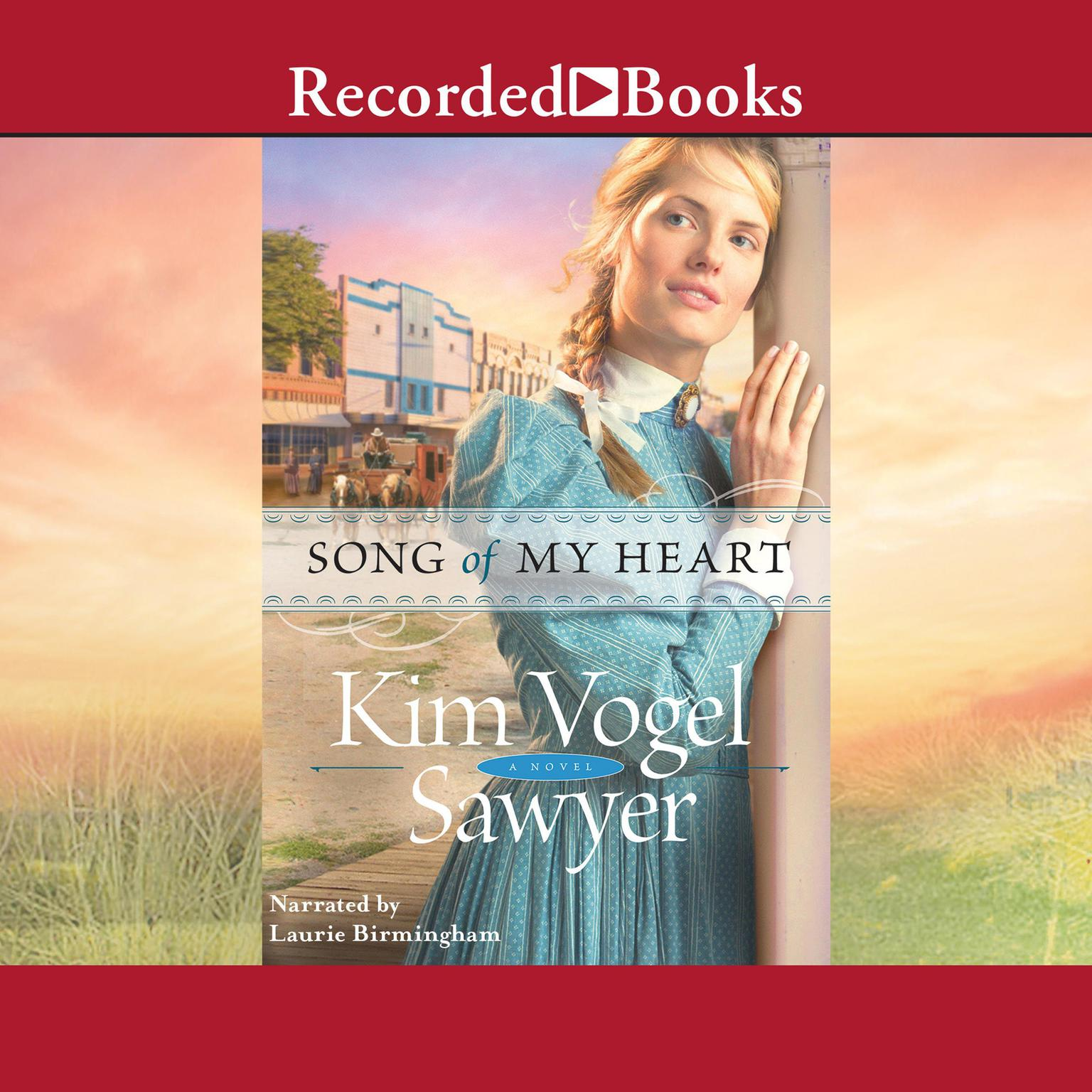 Printable Song of My Heart Audiobook Cover Art