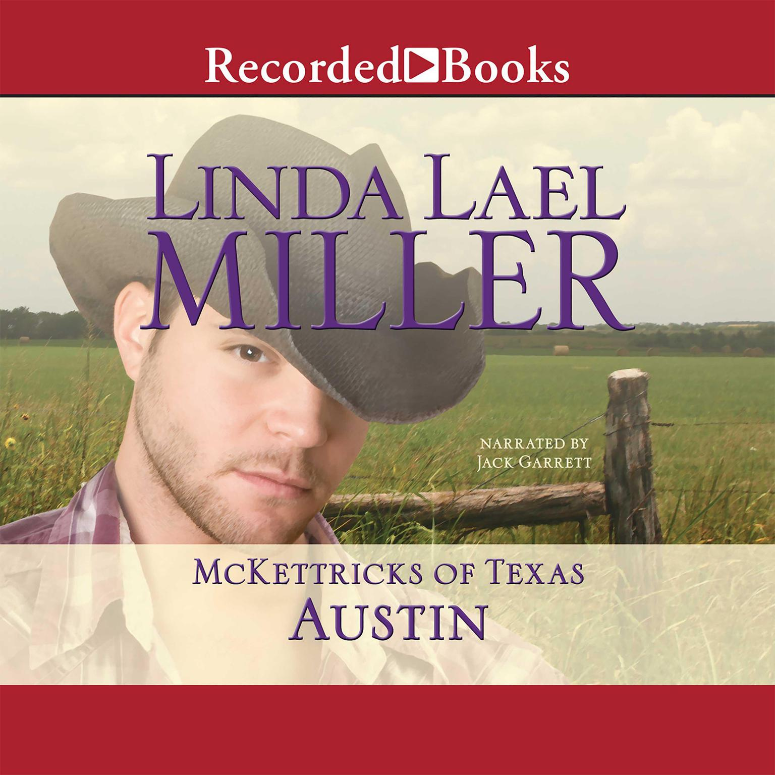 Printable McKettricks of Texas: Austin Audiobook Cover Art