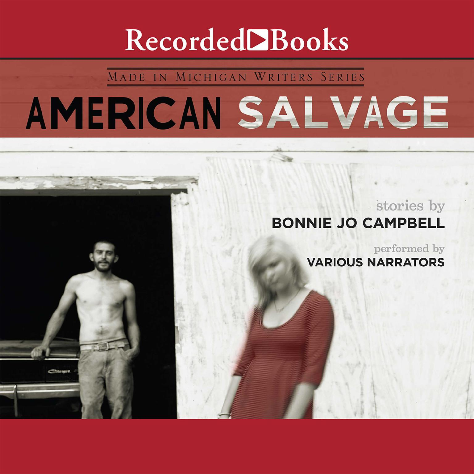Printable American Salvage Audiobook Cover Art