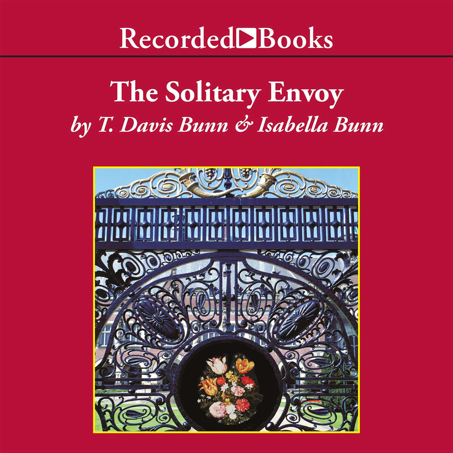 Printable The Solitary Envoy Audiobook Cover Art