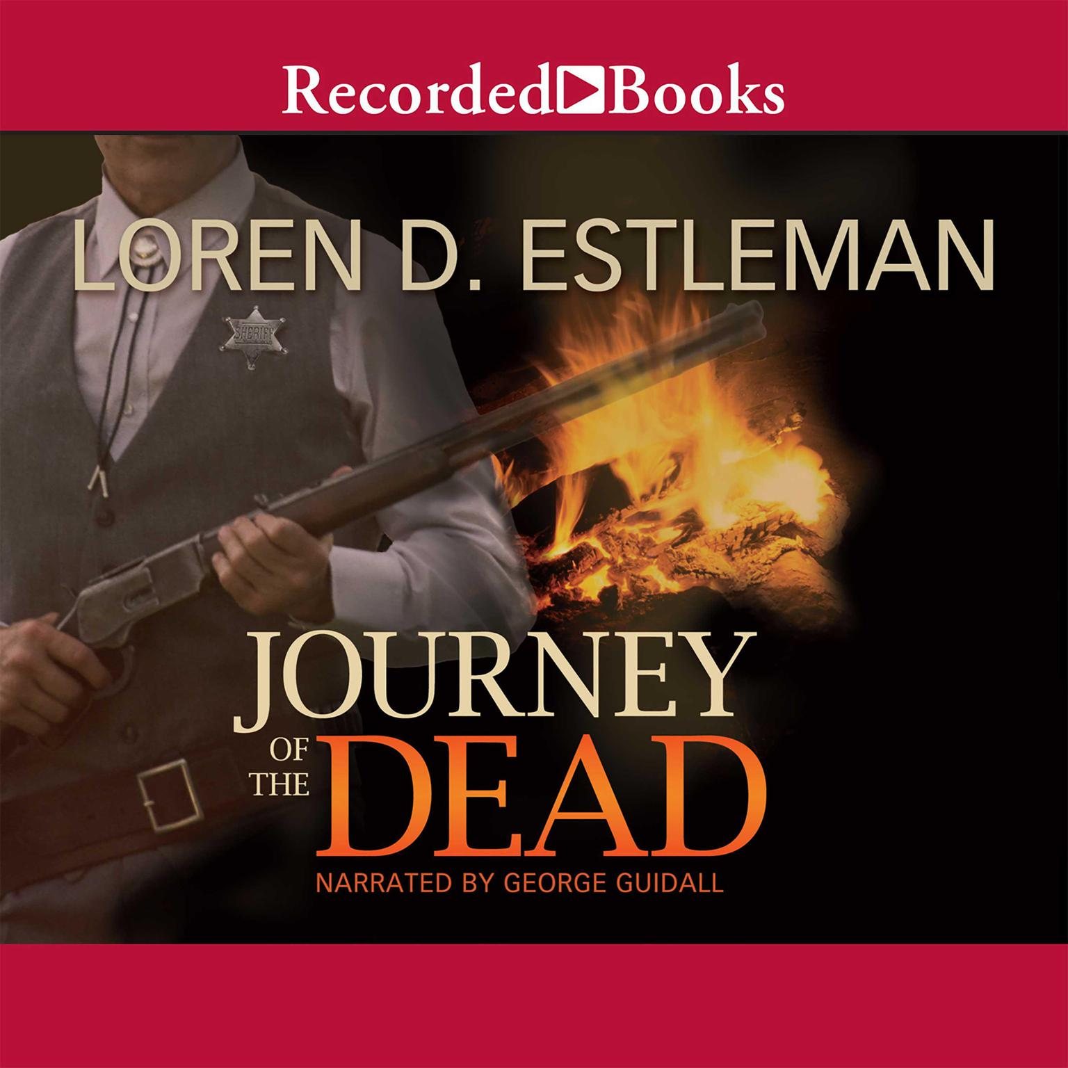 Printable Journey of the Dead Audiobook Cover Art