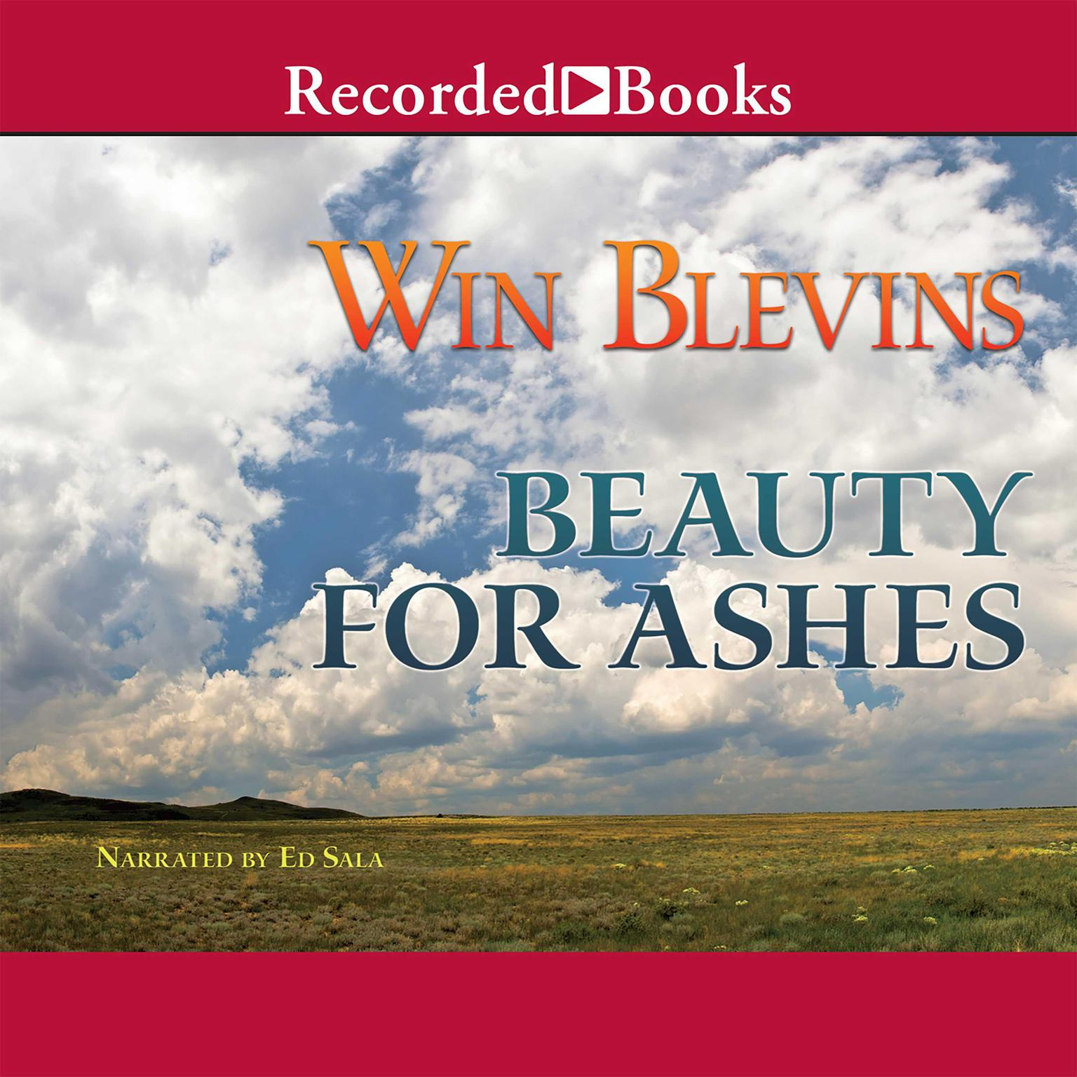 Printable Beauty for Ashes Audiobook Cover Art