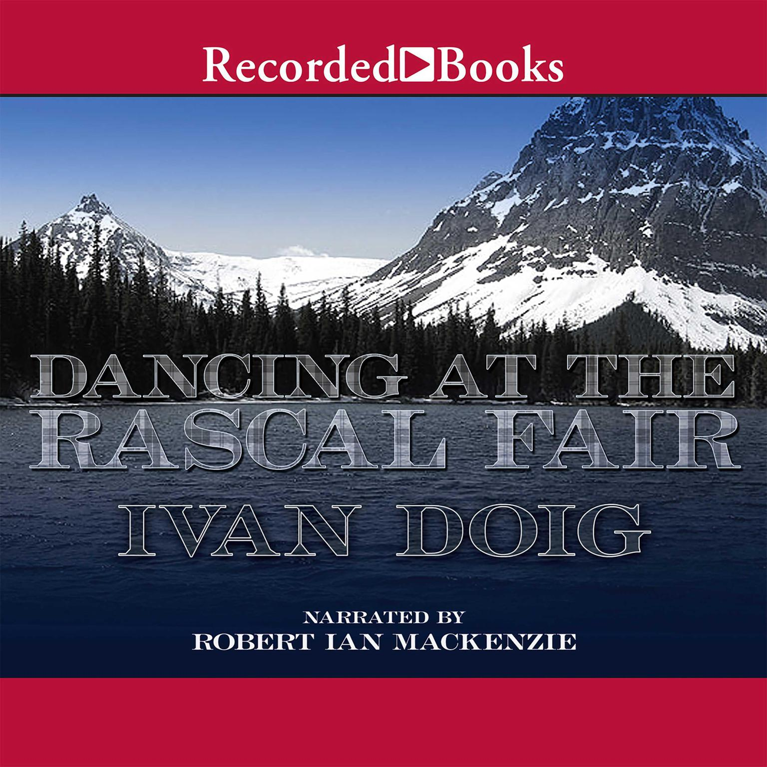 Printable Dancing at the Rascal Fair Audiobook Cover Art