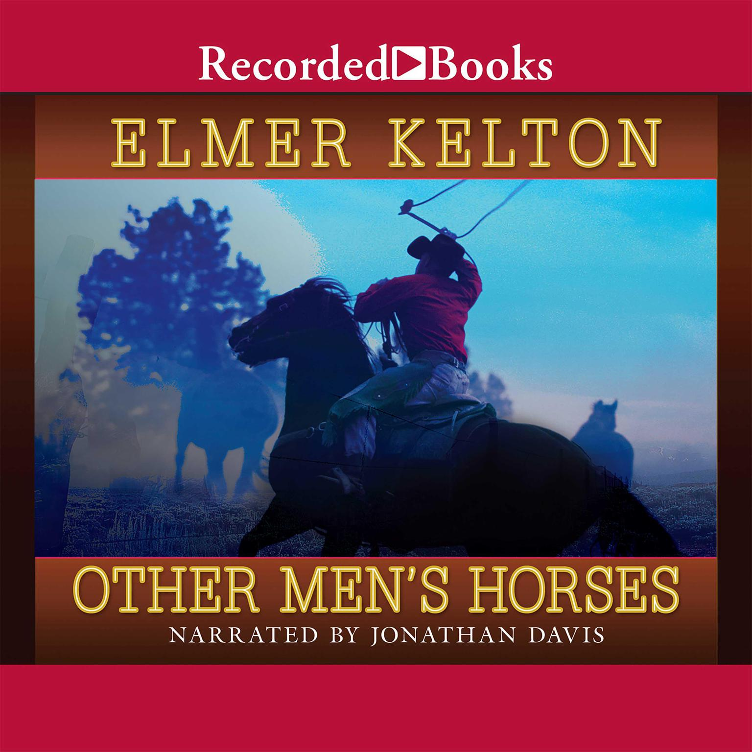 Printable Other Men's Horses Audiobook Cover Art