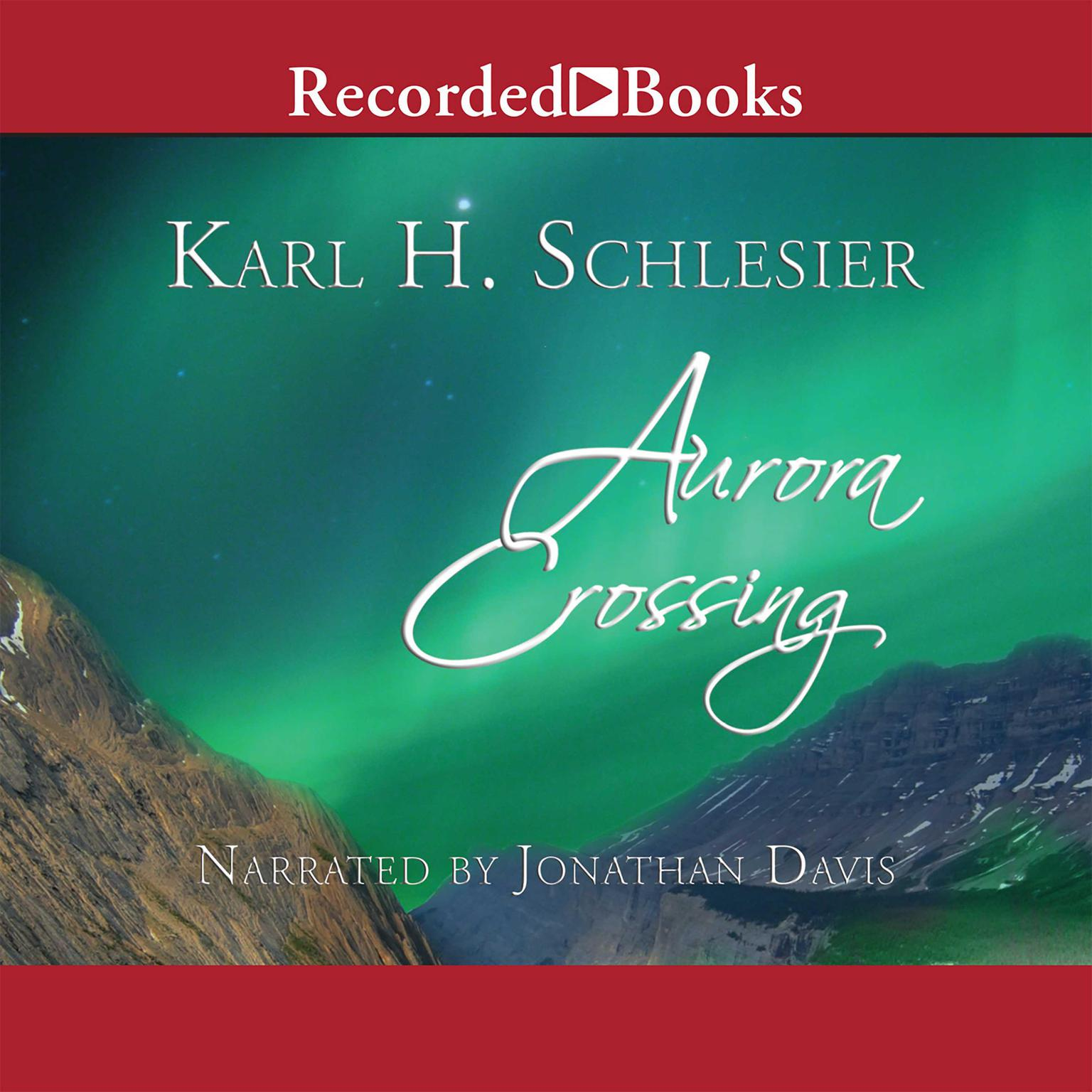 Printable Aurora Crossing Audiobook Cover Art