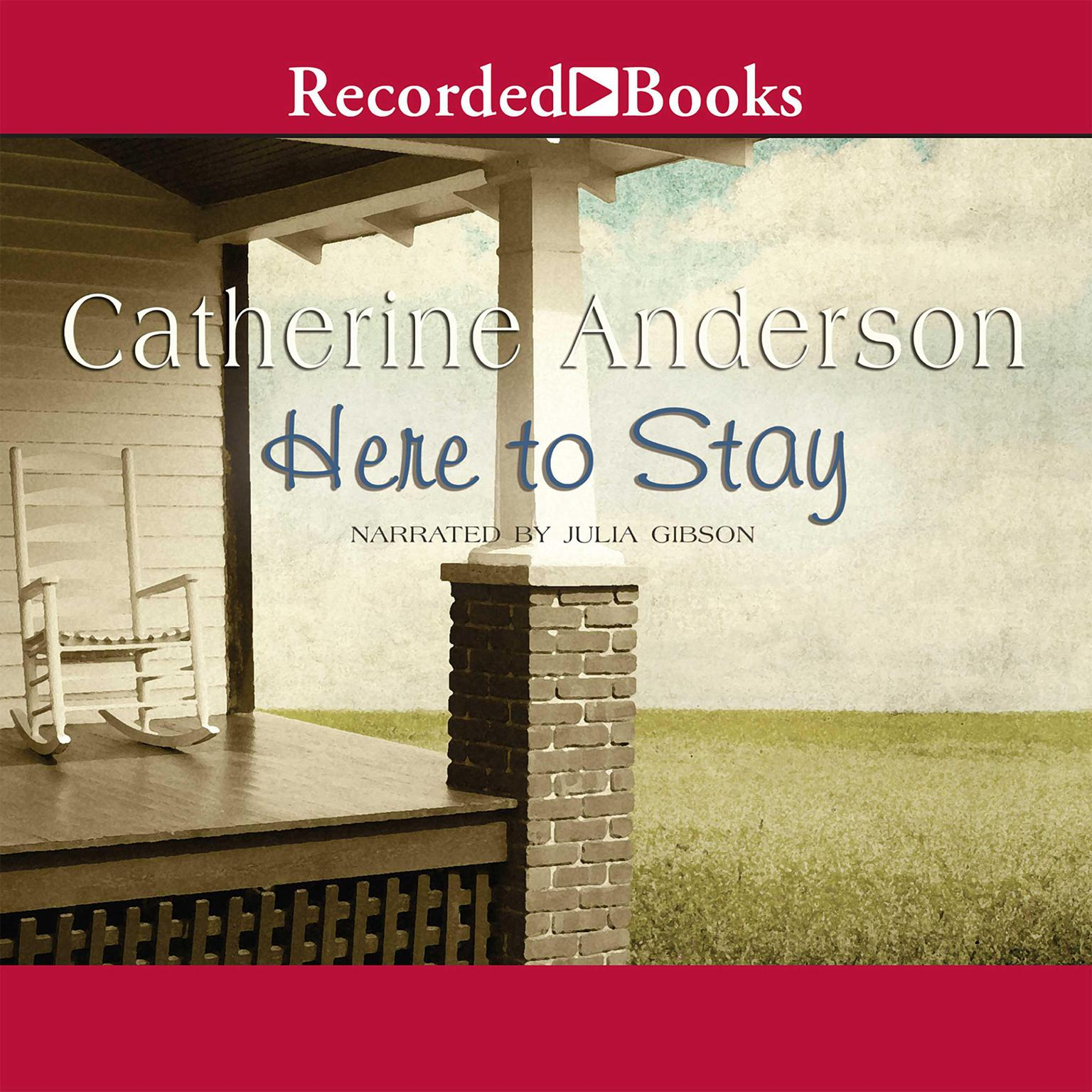 Printable Here to Stay: A Harrigan Family Novel Audiobook Cover Art