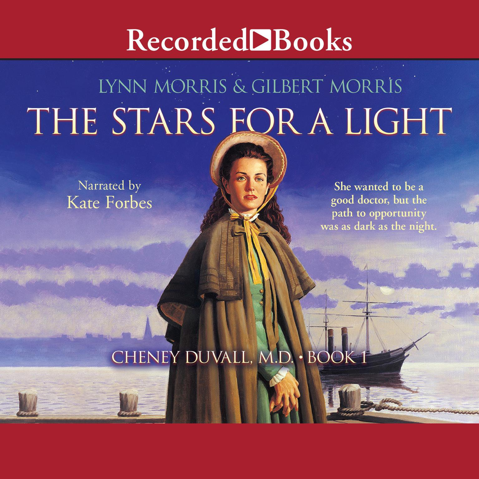 Printable The Stars for a Light Audiobook Cover Art