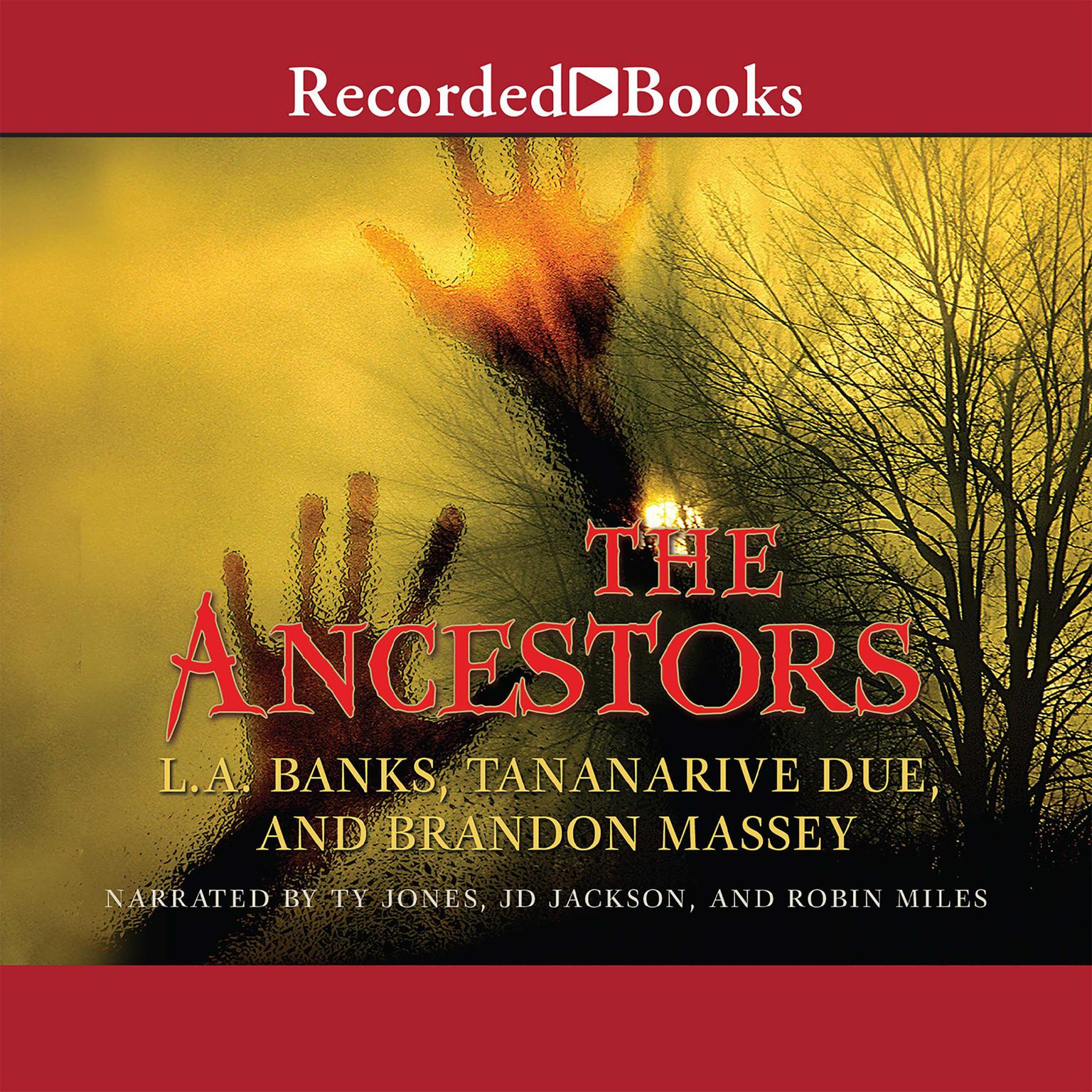 Printable The Ancestors Audiobook Cover Art