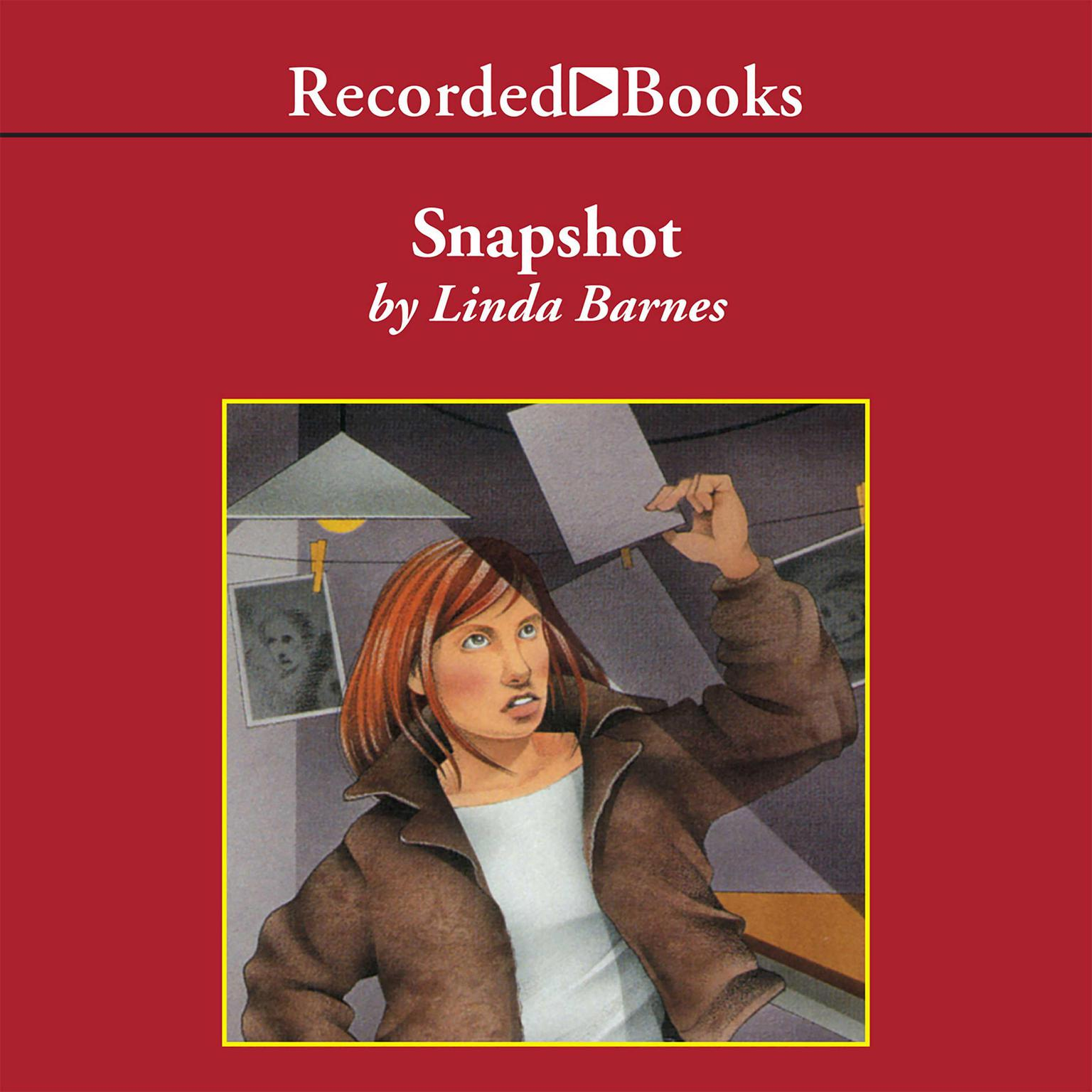 Printable Snapshot Audiobook Cover Art