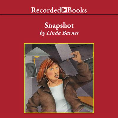 Snapshot Audiobook, by Linda Barnes