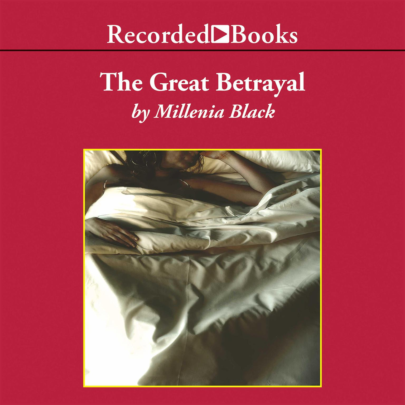 Printable The Great Betrayal Audiobook Cover Art