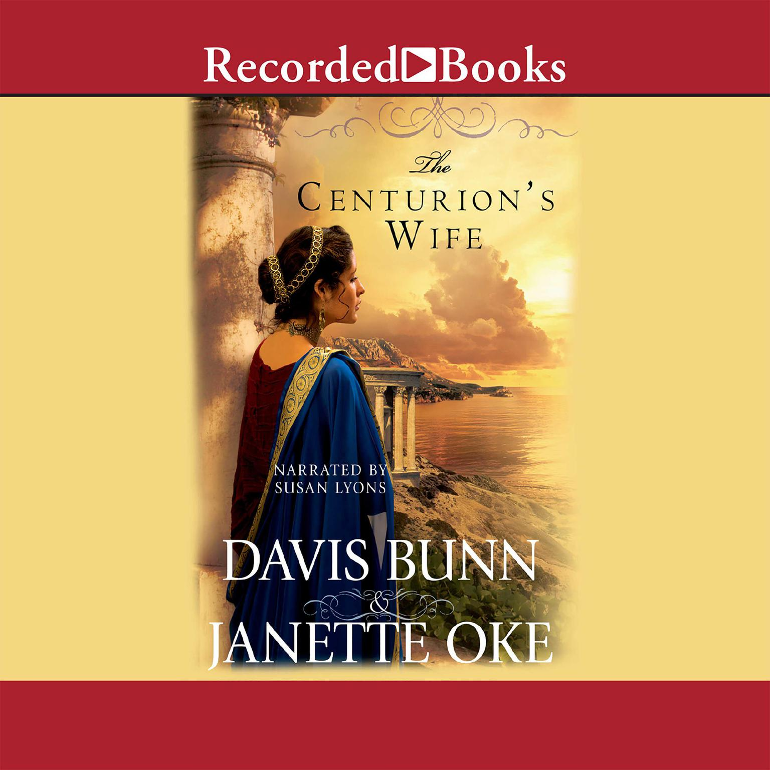 Printable The Centurion's Wife Audiobook Cover Art