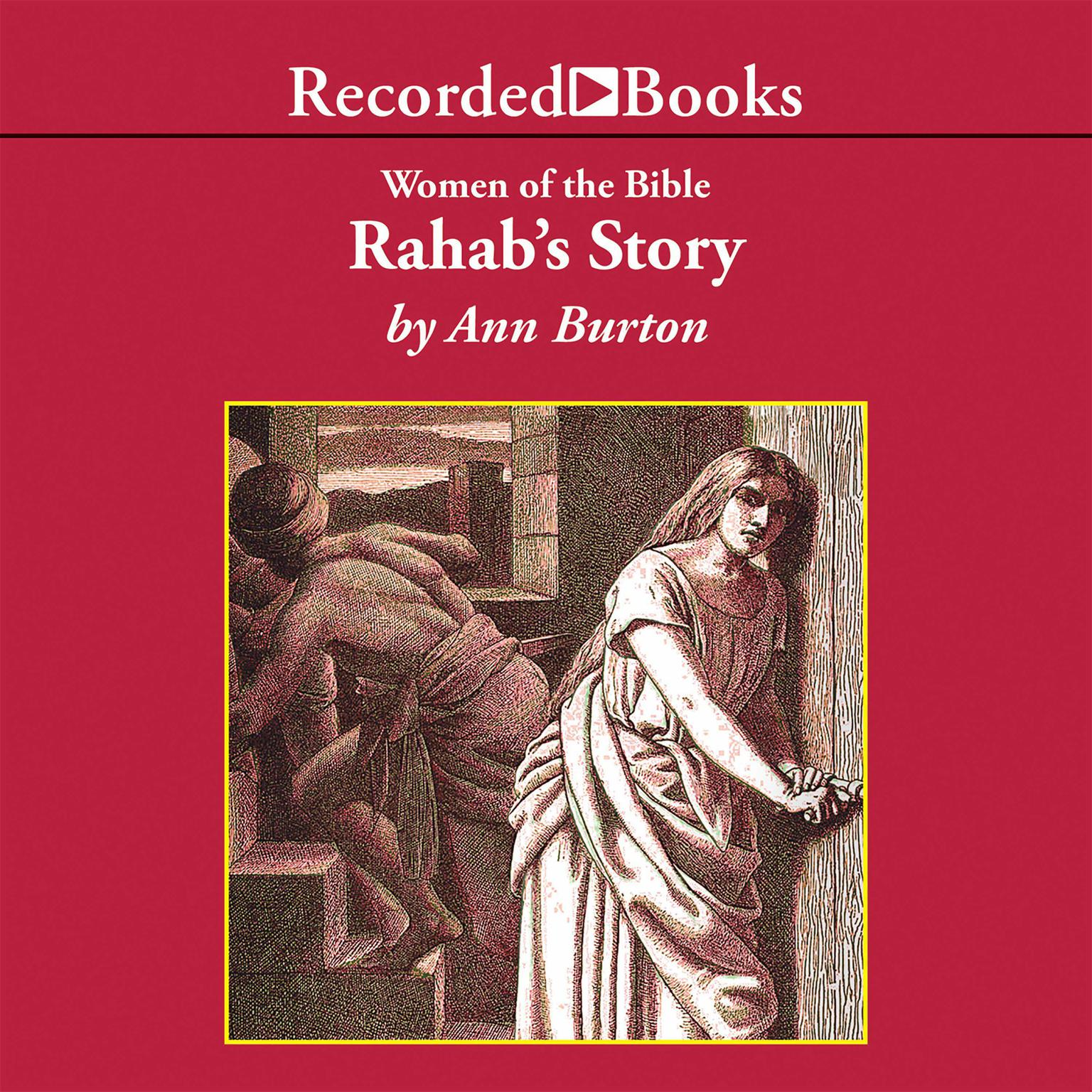 Printable Rahab's Story Audiobook Cover Art