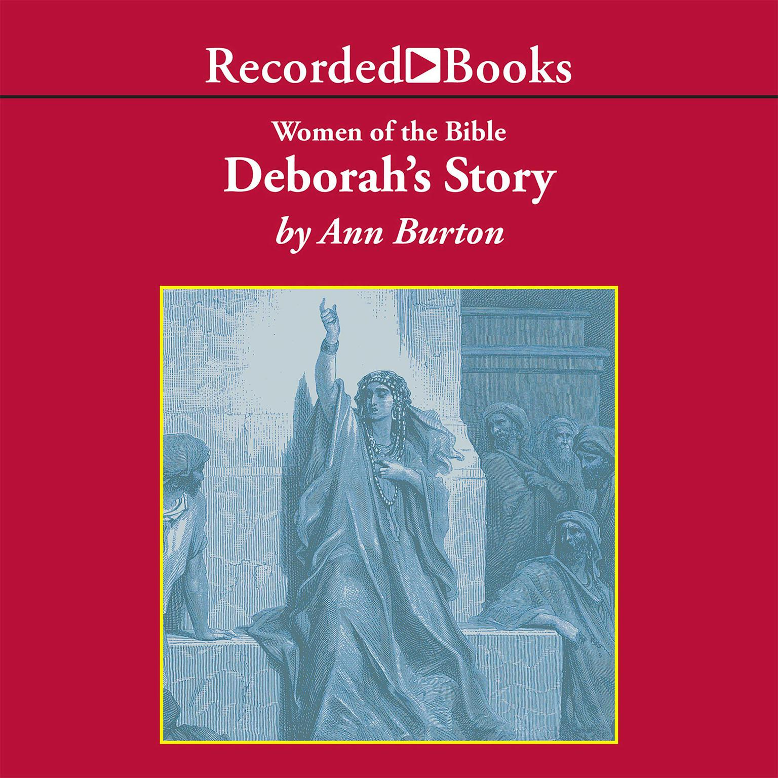 Printable Deborah's Story Audiobook Cover Art