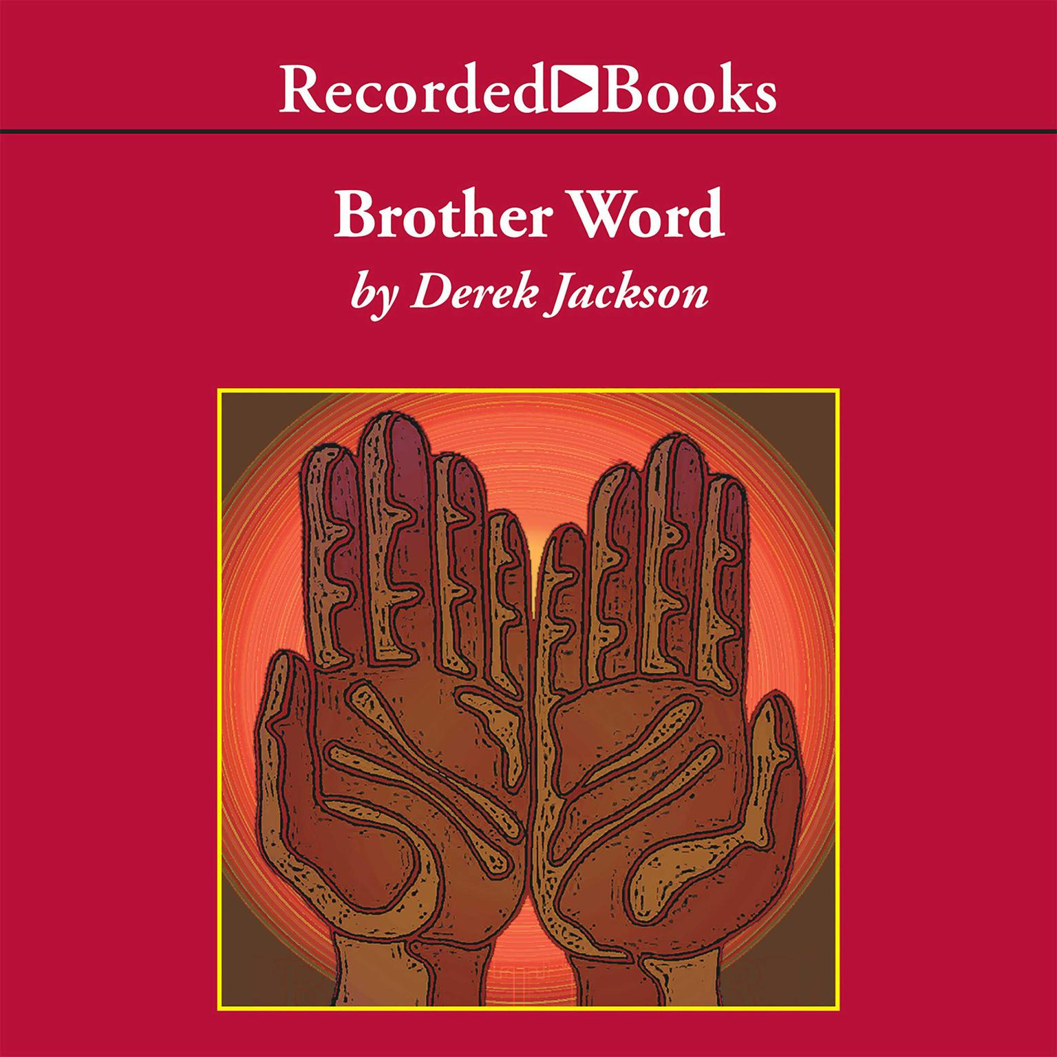 Printable Brother Word Audiobook Cover Art