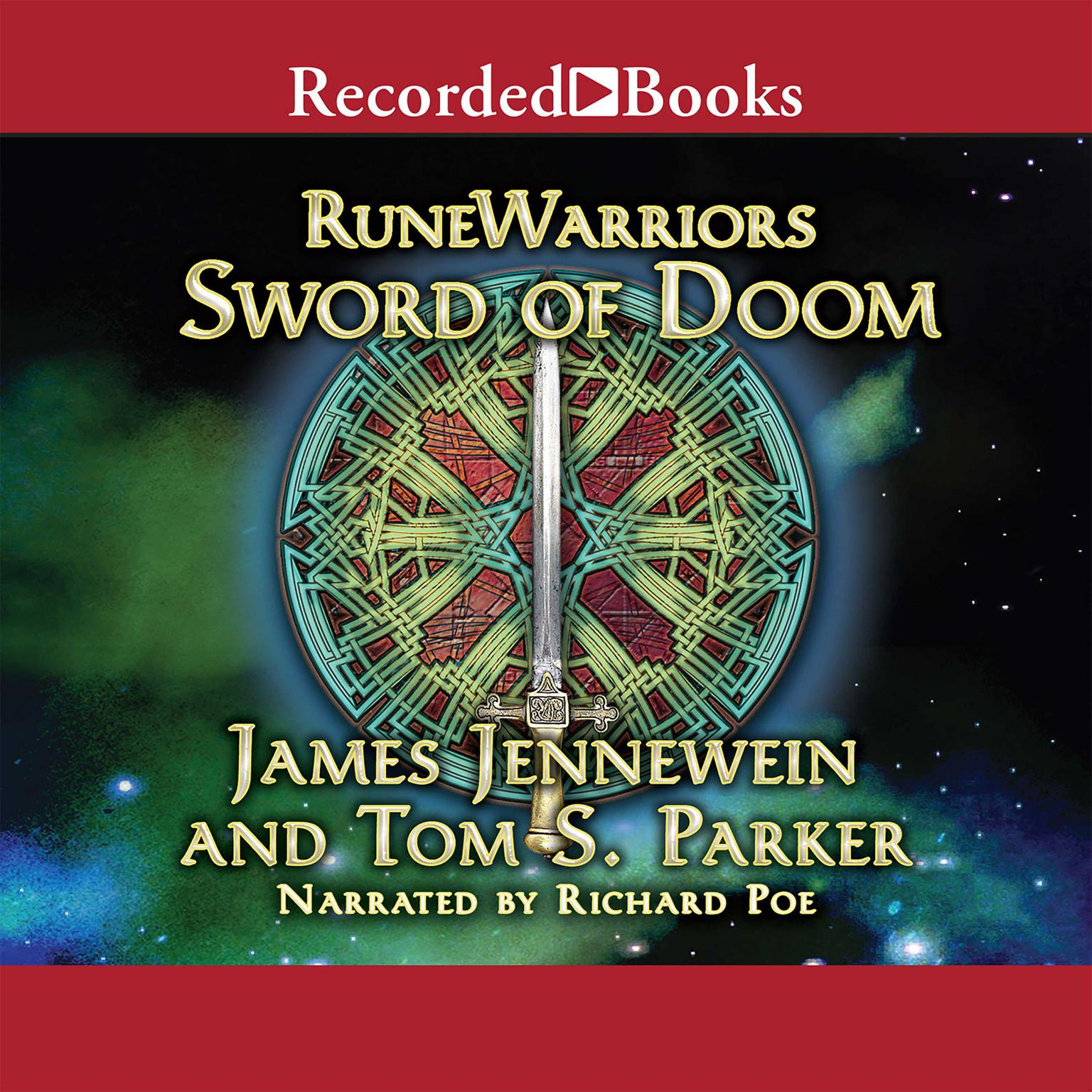 Printable RuneWarriors: Sword of Doom Audiobook Cover Art