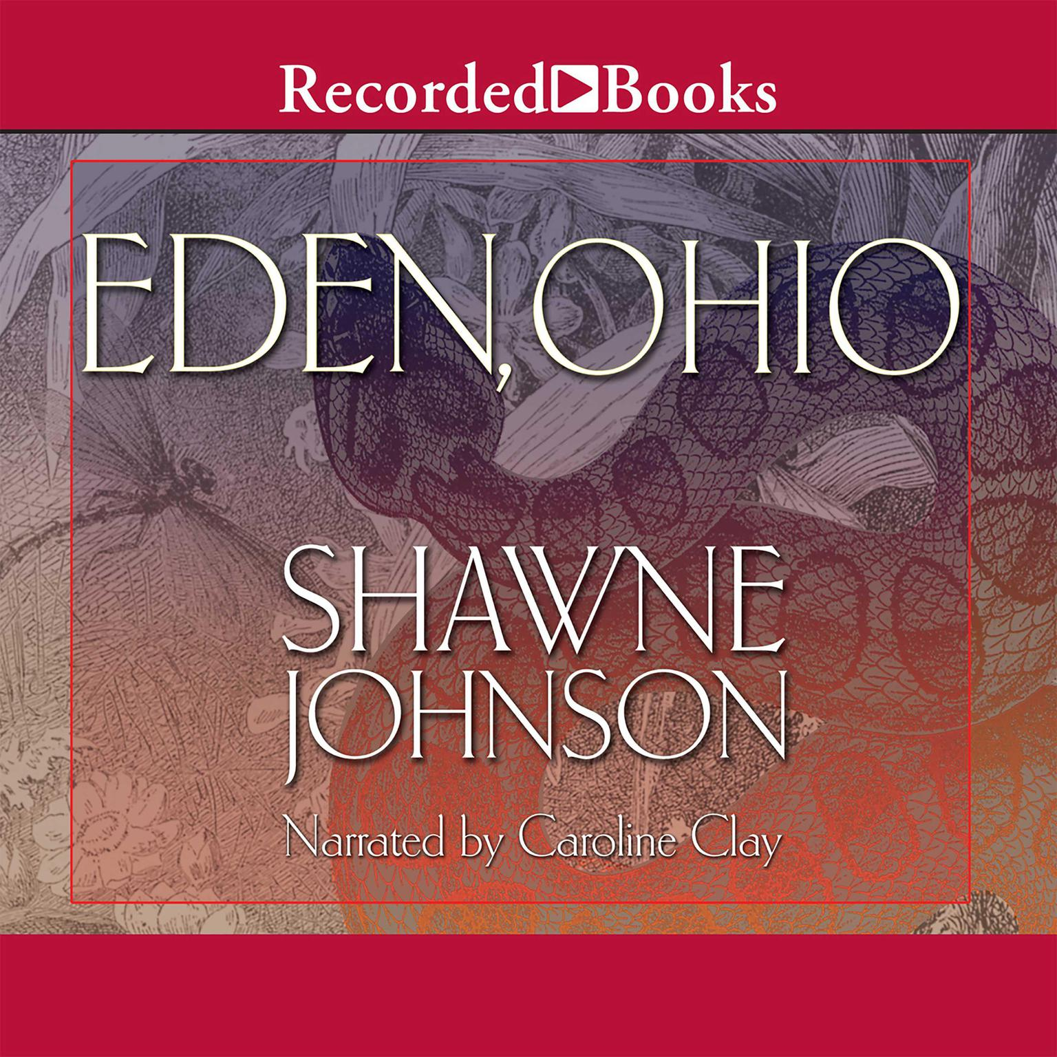 Printable Eden, Ohio Audiobook Cover Art