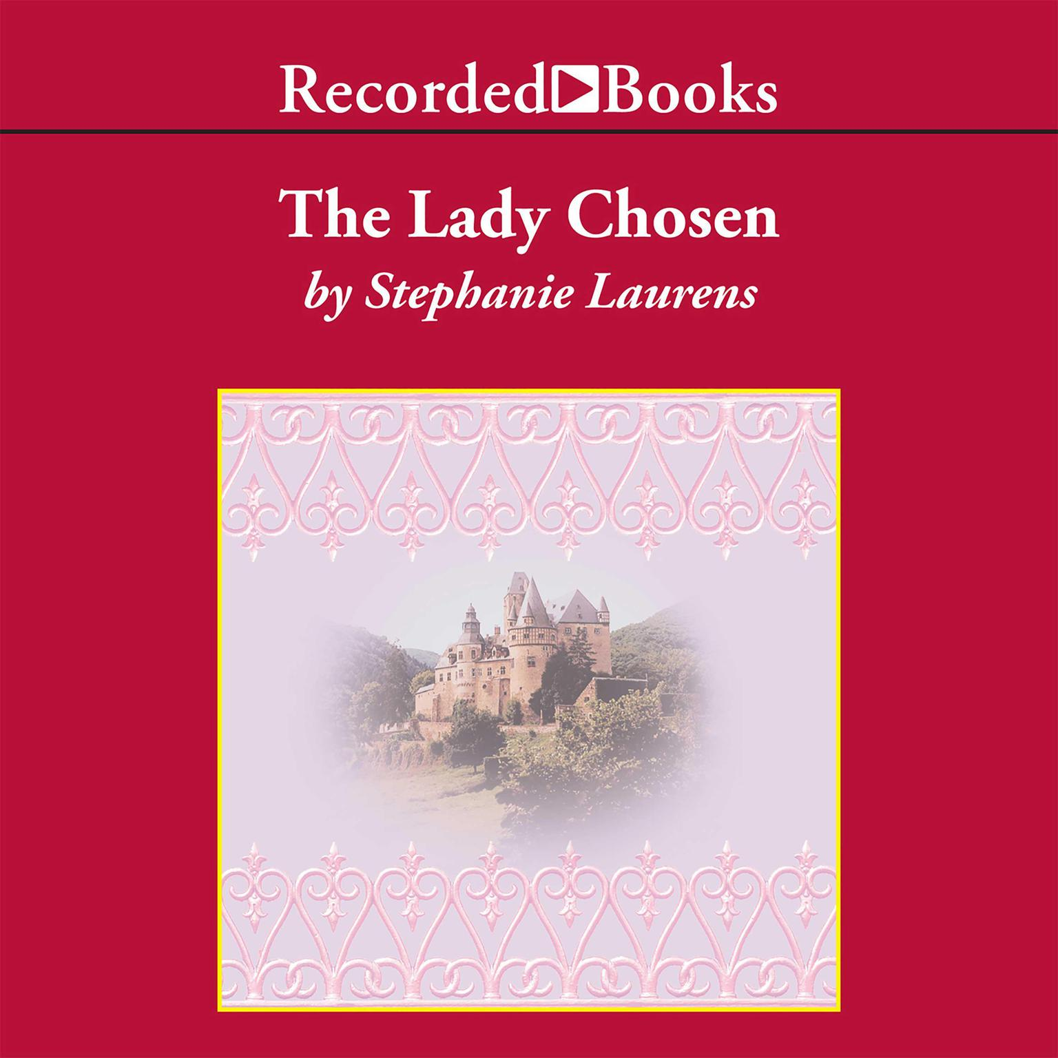 Printable The Lady Chosen Audiobook Cover Art
