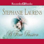 A Fine Passion, by Stephanie Laurens